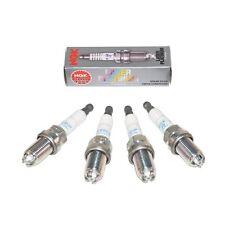 NGK Laser Platinum Spark Plugs PFR6G x 4 VOLVO V40 S40 SUBARU LIBERTY IMPREZA