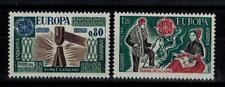 "(b14)  timbres d'Andorre Français n° 253/254 neufs** année 1976 ""europa"""