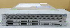 Sun Sunfire X4450 2x QUAD-CORE XEON X7350 2.93Ghz 64GB Ram Rack Server Fire