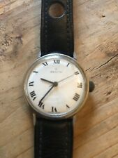 mens vintage late 1950s/early 60s zenith watch