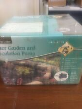 Little Giant 170 GPH Water Garden and Ciculation Pump **NEW** 567031