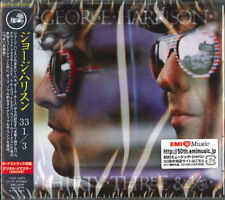 GEORGE HARRISON-THIRTY THREE & 1/3-JAPAN CD BONUS TRACK F25
