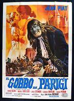 Poster Die Glöckner Von Paris Piat Andirons Grellier Dandan Duphilo Perrin M303