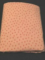 Simply Shabby Chic Pink Cottage Rose Flat Sheet TARGET Full Size Mon Ami