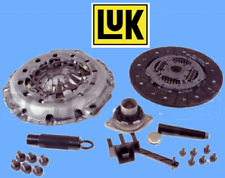 Clutch Kit OEM LUK For Audi A4 Quatro 09-16 A5 Quatro 08-16 2.0L Expedited