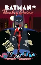 Batman and Harley Quinn by Ty Templeton (2018, Hardcover)