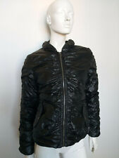 MAXMARA WEEKEND women's jacket black size UK8(S)