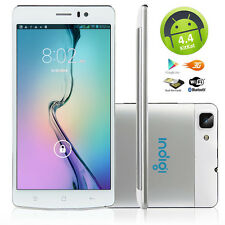 "NEW Design!! GSM Unlocked Duo Core 5.5"" Android 4.4 Duo Sim 3G Smart Phone AT&T"