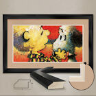 """40W""""x24H"""": DOG BREATH by TOM EVERHART - SNOOPY DOUBLE MATTE, GLASS and FRAME"""