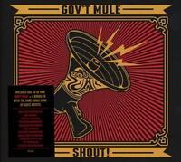 GOV'T MULE  Shout ! (2013) 2 CDs  mit Steve Winwood, Dr. John u.v.a.