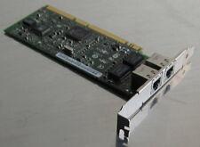 HP nc7170 313559-001 313586-001 Dual Gigabit adaptateur lan pci-x