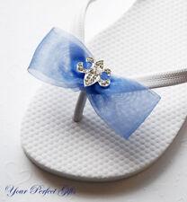 Fleur-de-lis Rhinestone Crystal Buckle Wedding Bouquet