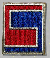69th Infantry Division Patch 1955 original Military Surplus  mint condition
