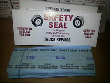 """Safety Seal refills HD Truck 8"""" Tire Plugs Heavy Duty Made in USA 30 Repairs"""