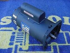 2 Hp Square Flange Pool Pump Motor 1 Year Warranty