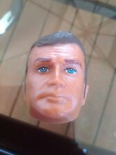Six million Dollar man Doll figure MASKATRON Steve Austin Mask part