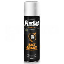PlusGas Fast Releasing Fluid Dismantling Lubricant Oil For Rusted Bolts 200ml