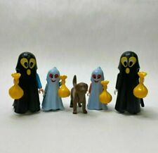 Vintage Playmobil Halloween Trick or Treat Set ghost costumes Toy Custom set