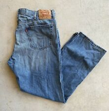 Men's LEVI'S 559 Relaxed Straight Jeans Size W42 x L32