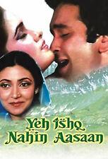 DVD:YEH ISHQ NAHIN AASAN (SPARK) - NEW Region 2 UK