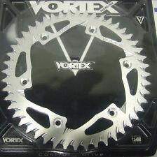 Vortex Motorcycle Rear Sprocket Silver 615-48  YZ 125 175 250 465 490 XT 500 TT