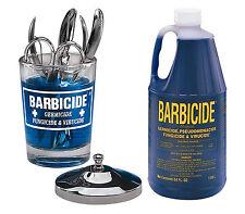 Barbicide Solución Germicida Anti Moho Fórmula 64 OZ desinfectante Jar BRE1
