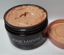 JOSIE MARAN Argan Oil Hydrating Body Butter UNSCENTED LT Bronze 19oz NO SEAL