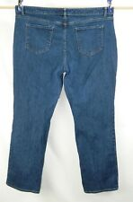 Women's Coldwater Creek Curvy Fit Slimming Stretch Denim Jeans Plus size 20