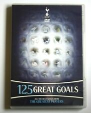 Tottenham Hotspur FC - 125 Great Goals DVD Spurs