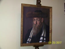 Jeno Gussich Listed Artist Original Oil On Canvas Portrait Gallery Painting