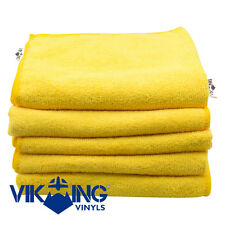 Viking Microfiber Detailing Towels Home Cleaning Car Care Automotive Household