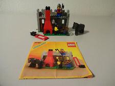 ( J2. ) Lego 6040 Blacksmith Shop Ritter  MIT BA 100 % KOMPLETT GEBRAUCHT kg