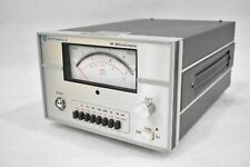 Motorola Model S1339A Rf Millivoltmeter Test Equipment