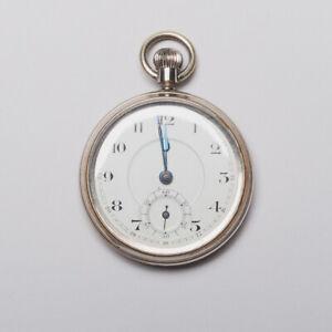 Pocketwatch Classic Antique Dollar Watch Railroad Style Vintage Timepiece