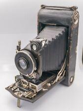 Kodak Folding Pocket Special No.3a Model B 122 Film Bellows Rangefinder Camera