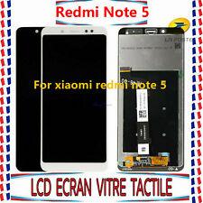 ECRAN LCD+VITRE TACTILE POUR XIAOMI REDMI NOTE 5 DISPLAY ASSEMBLÉE NOIR / BLANC