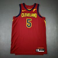 """100% Authentic JR Smith Nike Cavaliers Game Issued Jersey Size 50+4"""" XL Mens"""