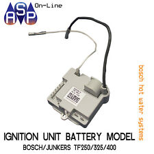 BOSCH IGNITION UNIT TF250/325/400 - BATTERY OPERATOR - 8 707 207 011 0