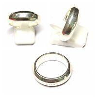 MEXX Ring 925er Silber Silberschmuck schlichter Silberring Gr. 57 Markenschmuck