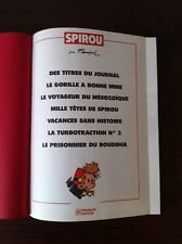 FRANQUIN : INTEGRALE 5 SPIROU / ROMBALDI.