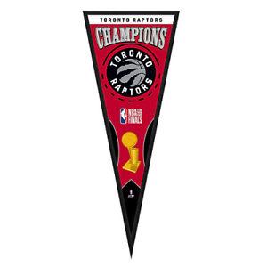 2019 Toronto Raptors Championship Pennant