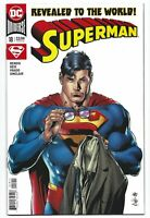 Superman #18 2019 Unread Ivan Reis Main Cover DC Comics Brian Michael Bendis