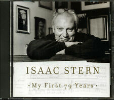 Isaac Stern - My First 79 Years: A Musical Celebration (CD, 1999, Sony)