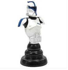 Star Wars Gentle Giant club exclusivo CLONE TROOPER FIGURE Busto Estatua Raro