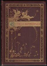 Herman Satherberg / Carl Larsson / Blomsterkonungen First Edition 1879