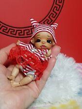 Ooak art Baby Girl , Ob11, Obitsu 1/12 BJD