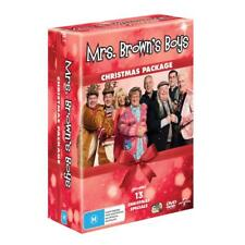BRAND NEW Mrs Brown's Boys : Christmas Package (DVD, 2018, 6-Discs) *PREORDER R4