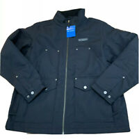 New NWT Men's Large Black Columbia Loma Vista™ Midweight Work Jacket