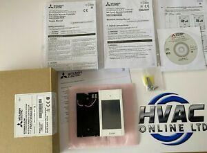 Mitsubishi Electric Air Conditioning Remote Controller PAR-CT01MAA-SB