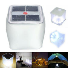 Foldable LED Solar Inflatable Tent Camping Light Outdoor Emergency Lamp Exquisit